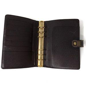 Louis Vuitton Bags - Louis Vuitton Damier Ebene Medium Agenda MM